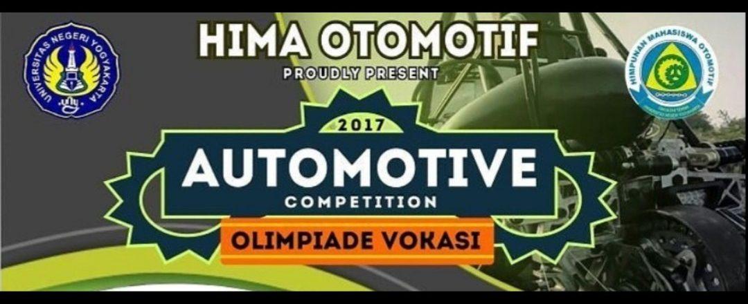 Automotive Competition 2017